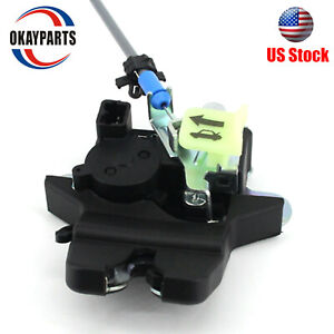 Rear Trunk Lock Actuator Motor Tail Gate Latch For 2015 2017 Hyundai Sonata