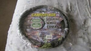 Camo Steering Wheel Cover By Bdk Fits Most Cars 14 5 15 5 Inches In Diameter