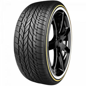 2 New Vogue Custom Built Radial Viii P235 55r17 Tires 2355517 235 55 17