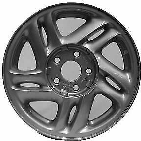 03165 Refinished Ford Thunderbird 1996 1997 15 Inch Left Wheel Rim