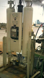 Pneumatic Products Heatless Desiccant Air Dryer Dha c 150psig