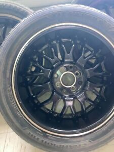 Ruff Racing Rims 4 Lug