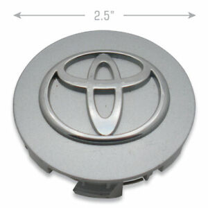 Center Cap Toyota Camry Highlander 17 Wheel Oem Hubcaps