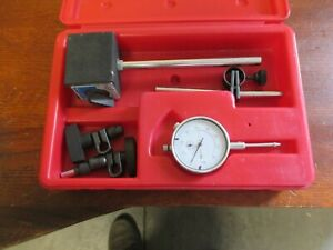 Machinist Tools Dial Indicator Magnetic Stand