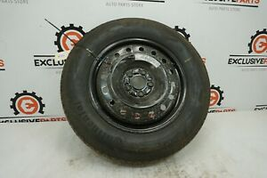 17 Inch Wheel Steel Rim W Continental Spare Tire 165 90 R17 105m Dot 3115