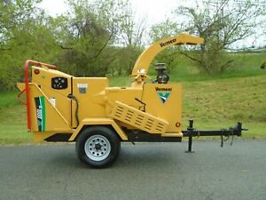 2012 Vermeer Bc1000xl Wood Chipper brush Chipper Forestry Arborist