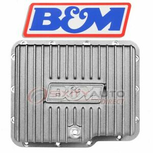 B M Automatic Transmission Oil Pan For 1963 1964 Chevrolet Corvair Truck Ej