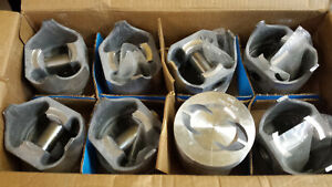 2287p L2245 030 Over 428 Ford Forged Pistons Set Of 8