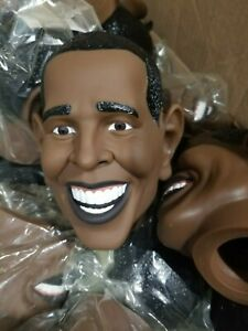 Barack Obama Trailer Ball Hitch Cover This Head Can Be Displayed Anywhere