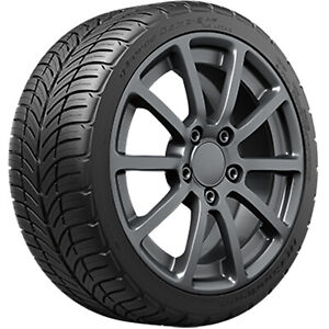 1 New Bfgoodrich G force Comp 2 A s 255 35r20 Tires 2553520 255 35 20