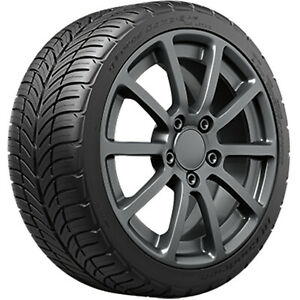 2 New Bfgoodrich G force Comp 2 A s 255 35r20 Tires 2553520 255 35 20