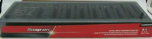 Snap On 10pc 1 2 Dr 6pt Metric Flank Drive Deep Impact Socket Set 310simmaddon