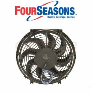 Four Seasons Engine Cooling Fan For 1999 2009 Ford F 350 Super Duty Belts Pb