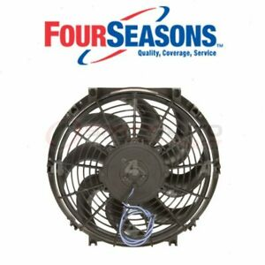 Four Seasons Engine Cooling Fan For 1995 2000 Ford Contour Belts Clutch Lk