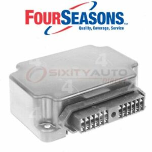 Four Seasons Engine Cooling Fan Controller For 1994 2000 Ford Mustang Hh