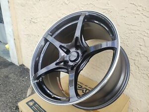 Brand New Set Of Rays Volk Racing G50 Wheels For 08 13 Bmw E92 M3 forged