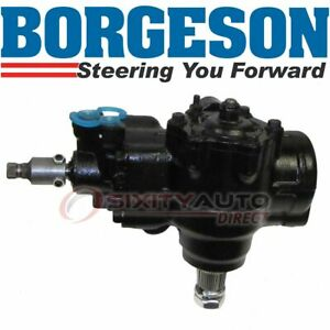 Borgeson Steering Gear Box For 2003 2008 Dodge Ram 3500 Related Components Fm