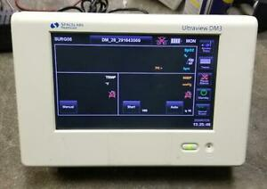 Spacelabs Ultraview Dm3 Patient Monitor V