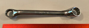 Snap On Tools 11mm 12mm Metric 10 Offset Short Box Wrench Xsm1112 Usa