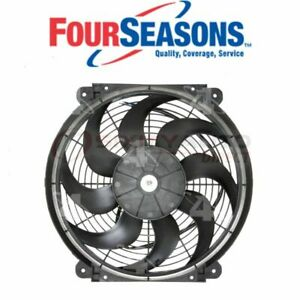 Four Seasons Engine Cooling Fan For 1992 2010 Dodge Viper Belts Clutch On