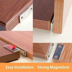 10pcs Punch free Magnetic Door Closer Usa