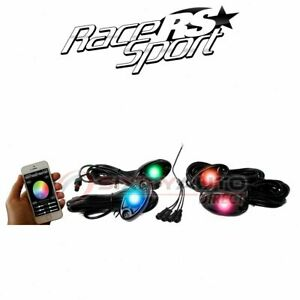 Race Sport Wheel Accent Light For 1995 2000 Lexus Ls400 Electrical Mh