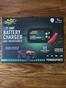 Deltran Battery Tender Plus 1 25 Amp Battery Charger And Maintainer