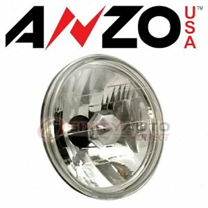 Anzousa Headlight Assembly For 1992 2001 Am General Hummer Electrical Hr