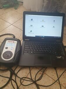 Honda Hds Mvci Diagnostic Tool With Toyota Teachstream Dell Laptop