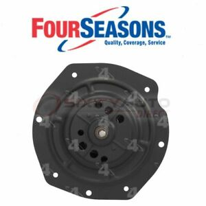 Four Seasons Front Hvac Blower Motor For 1989 1991 Ford E 250 Econoline Club Bx