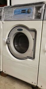 Wascomat Front Load Washer 20lb Coin Op 208 240v S n 00521 0404328 refurb