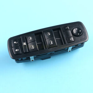 New Front Lh Driver Side Power Window Switch Fit For Chrysler Town Country