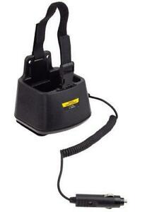 Charger For Datron Guardian G25rpv100 Single Bay In vehicle Rapid Charger