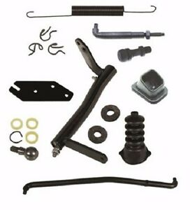 73 81 Camaro Clutch Linkage Installation Kit New