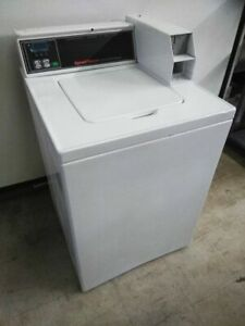 Speed Queen Commercial Top Load Washer 1ph 120v 60hz Swtt21wn Refurbished