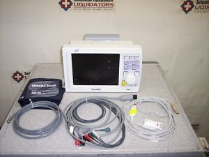 Invivo Mde Escort M8 Multi Parameter Monitor With Cables And Print