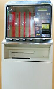 Ticketmaster Pull Tab Vending Machine With Pedestal