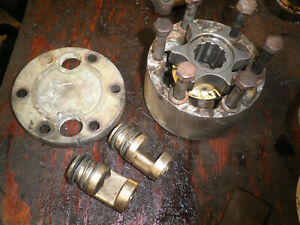 Willys Jeep Truck Front Lockout 1 Hub Parts Or Use 1950 S