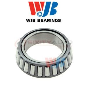 Wjb Transfer Case Output Shaft Bearing For 1973 Ford E 200 Econoline 3 9l Tg