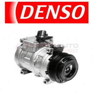 Denso Ac Compressor Clutch For Bmw 740i 4 4l 4 0l V8 1995 1997 Hvac Air Op
