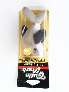 Cute Hanging Dolphin Toy Air Freshener For Cars Indoor Use French Vanilla Best