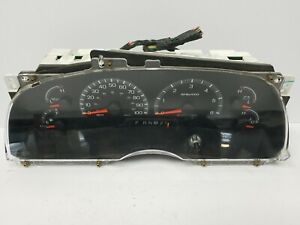 1999 2004 Ford F 150 F 250 F 350 Expedition Instrument Cluster Xl3f10a855aa