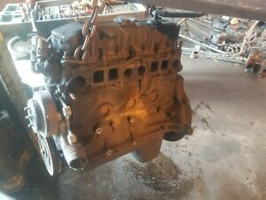 Jeep Wrangler Tj 4 Cylinder 2 5 97 02 Long Block Engine Motor 165k Local Pick Up