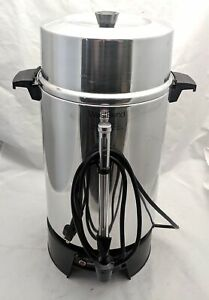 Westbend Commercial 100 cup Coffee Urn Minor Scratches
