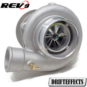 Rev9 Tx 66 62 Billet Compressor Wheel Turbocharger Turbo Charger T3 Ar63 5 bolt