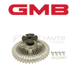 Gmb Cooling Fan Clutch For 1969 Buick Special 4 1l L6 Engine Coolant Fz