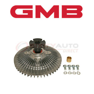 Gmb Cooling Fan Clutch For 1968 Buick Special 4 1l L6 Engine Coolant Pc
