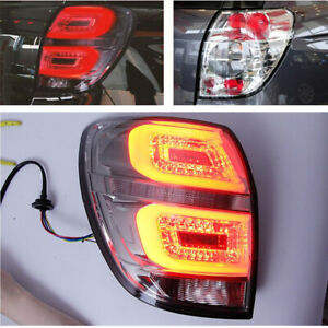 Black Led Tail Lights Rear Lamps For Chevrolet Captiva 2008 2009 2010 2015 Dn