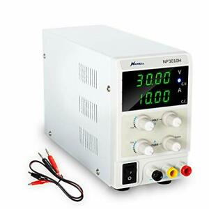 Dc Power Supply Variable 30v 10a 4 digital Led Display
