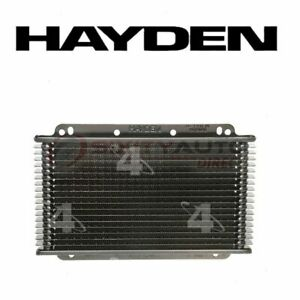 Hayden Automatic Transmission Oil Cooler For 1990 1994 Subaru Loyale Id